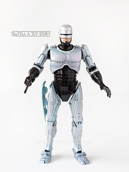 robocop holster open front view